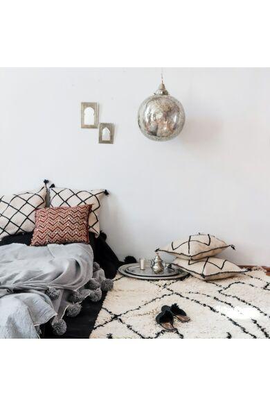 Modern Beni Ouarain szőnyeg