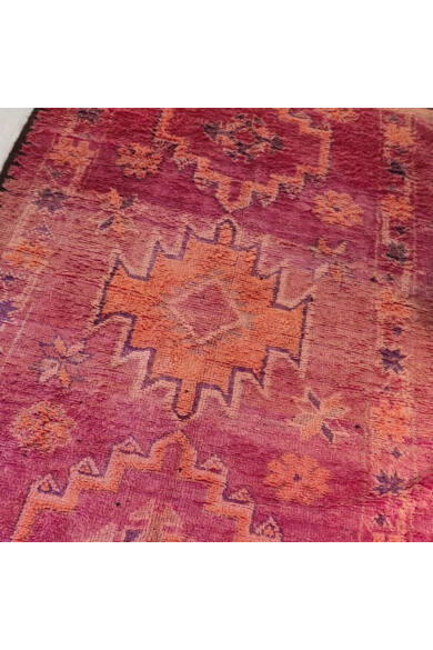 Berber vintage szőnyeg -Qadira