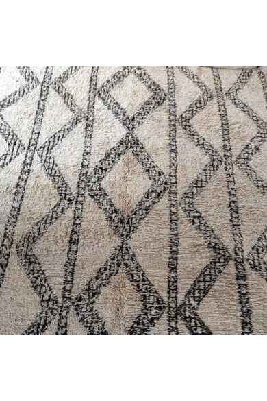 Berber vintage Beni Ourain szőnyeg -Rahma