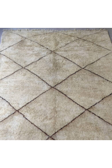 Berber vintage Beni Ouarain szőnyeg -Jahara