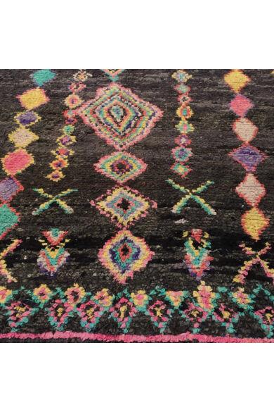 Boucherouite szőnyeg -Ilham