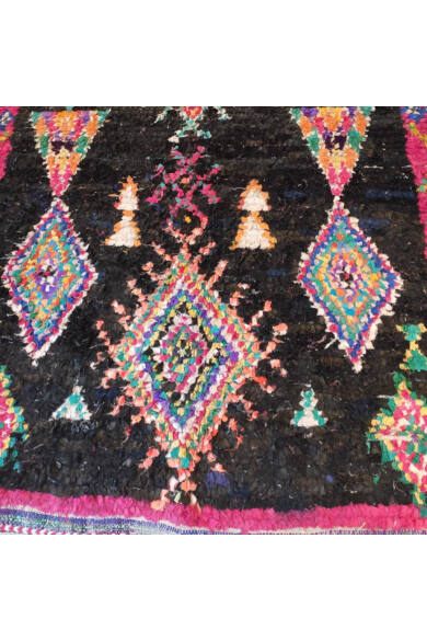 Boucherouite szőnyeg -Zoya