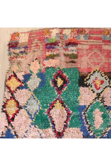 Boucherouite  szőnyeg -Chaima