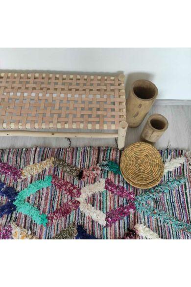 Boucherouite szőnyeg