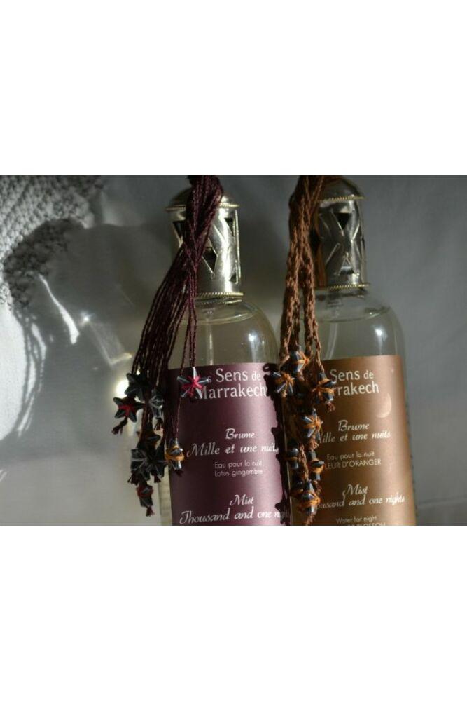 Les Sens de Marrakech - Éjjeli lótusz és gyömbér illata