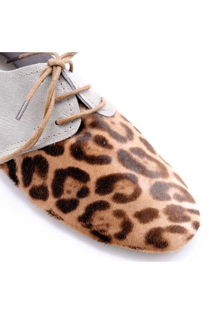 """MARAND Ocelot """"szőrös"""" cipő"""