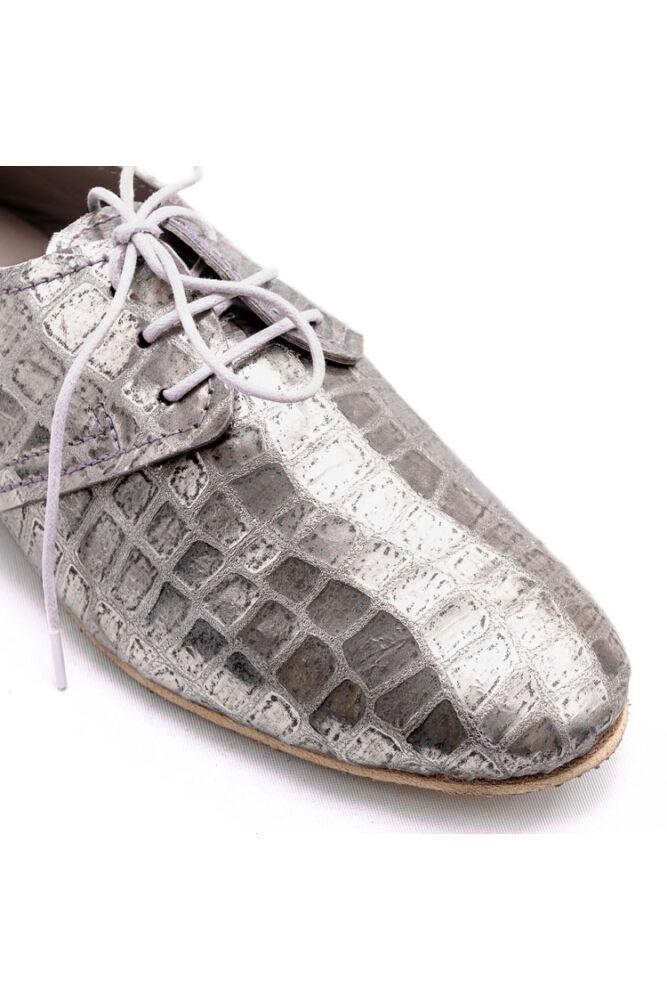MARAND Ezüst cipő