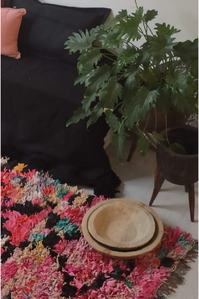 Boucherouite  szőnyeg -Kraim