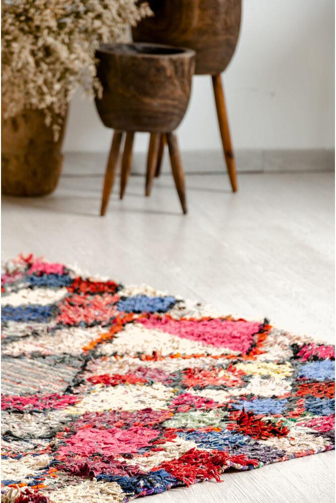 Boucherouite  szőnyeg -Taabah