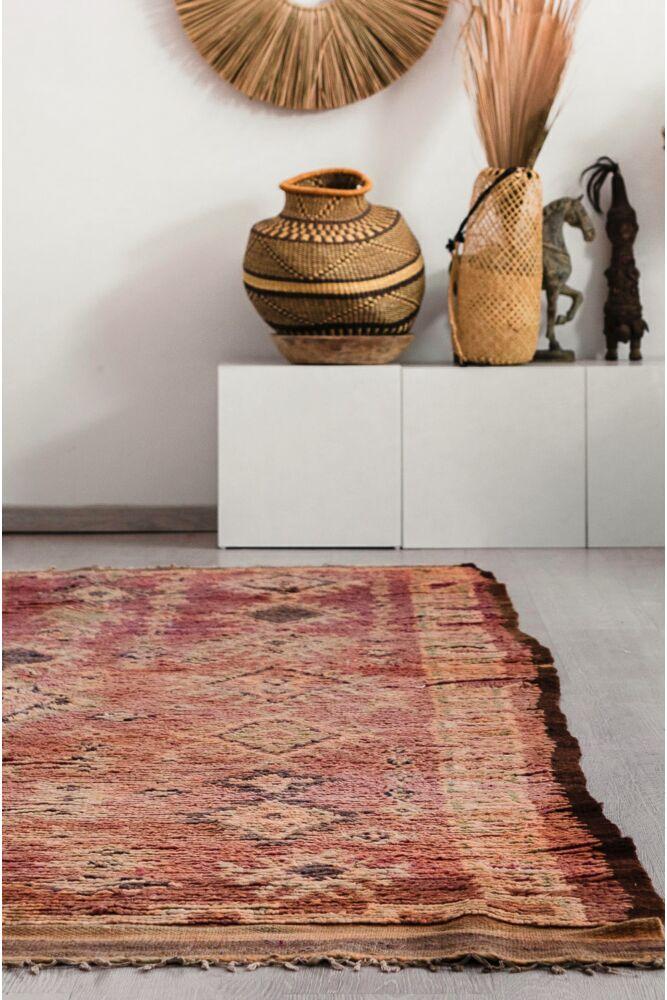 Berber vintage szőnyeg -Lina