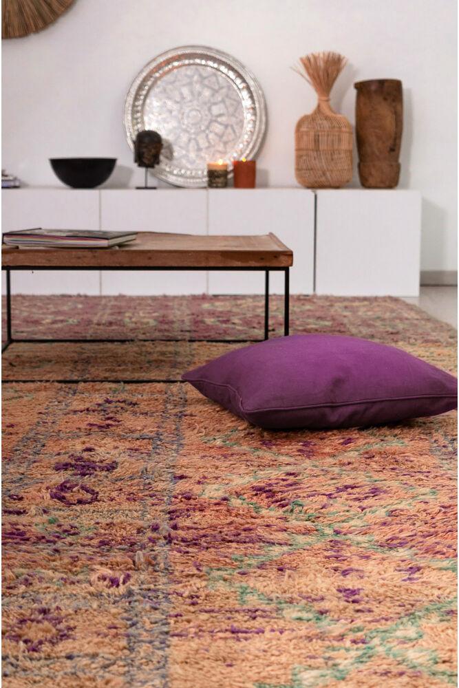 Berber vintage szőnyeg -Aziza