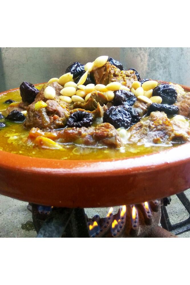 Marokkói főzőest Marouane-al