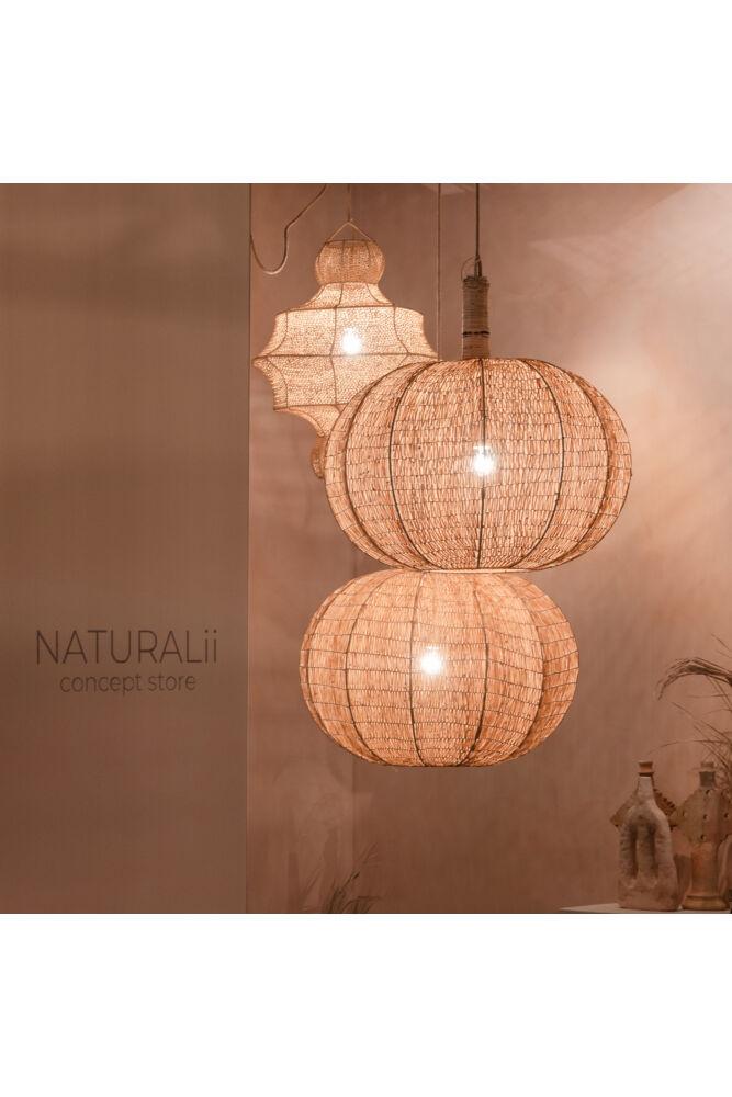 Naturalii Balle Moderne lámpabúra