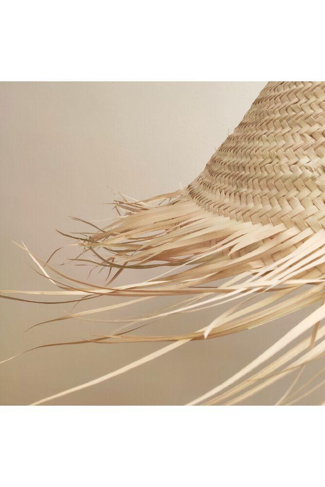 Palm Sombrero lámpabúra