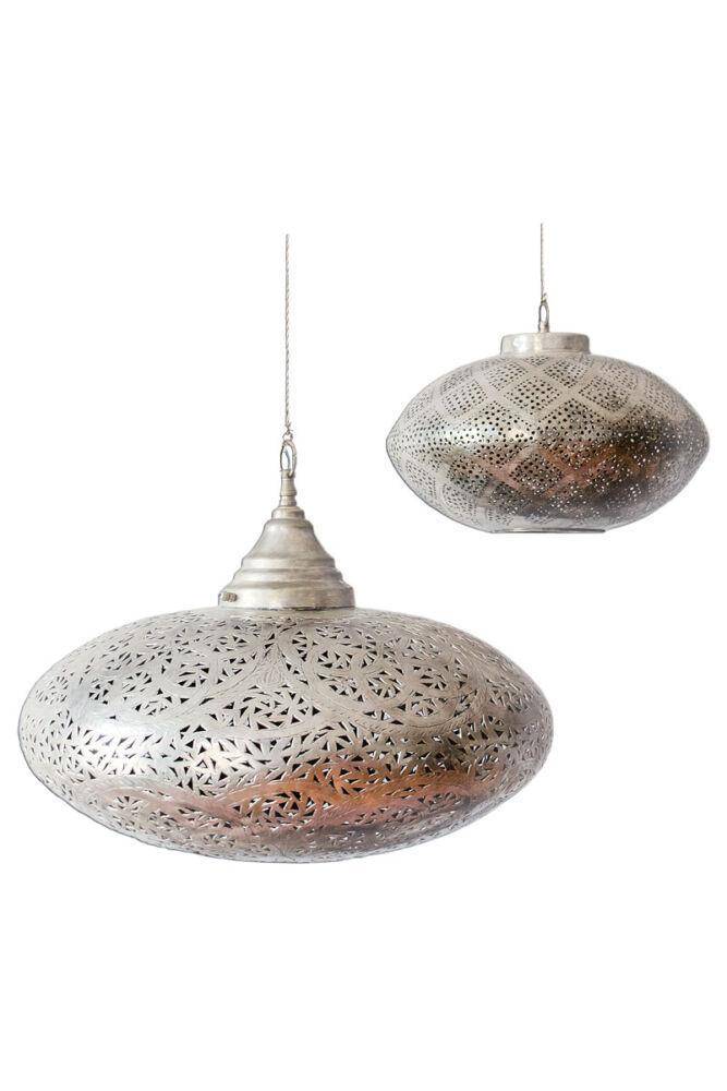 Marokkói lámpa-antik felülettel
