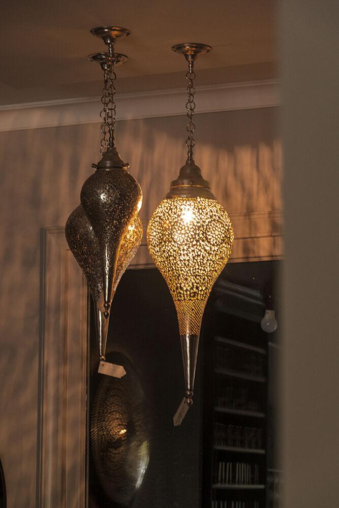 Drops Marokkói függesztett mennyezeti lámpabúra