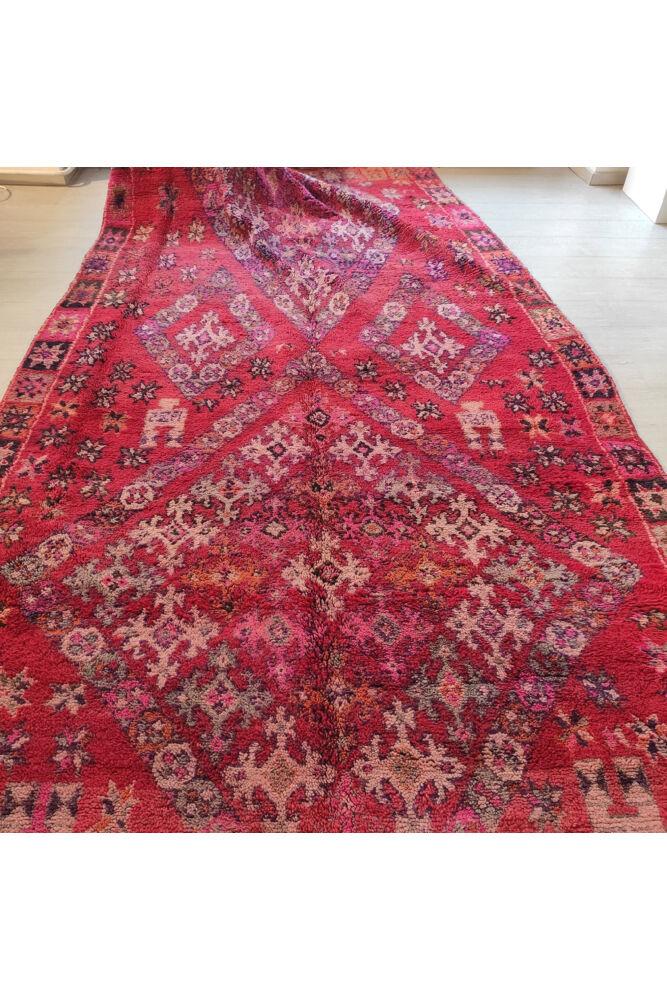 Berber vintage szőnyeg -Aicha