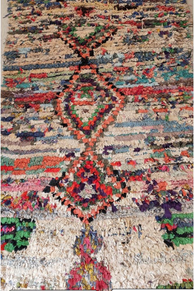 Boucherouite szőnyeg -Veeda