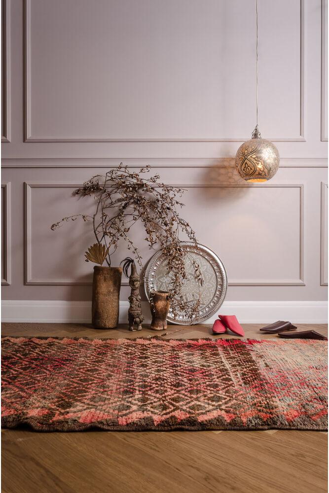 Berber vintage szőnyeg -Rayah