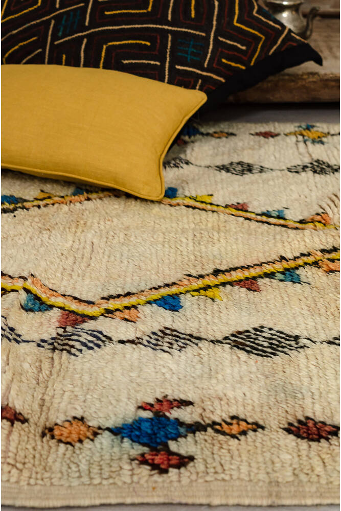 Azilal vintage szőnyeg -Rima