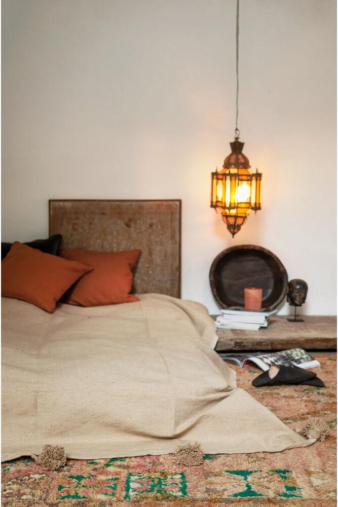 Berber vintage szőnyeg -Afaaf